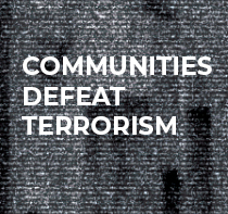 Communities defeat terrorism 1