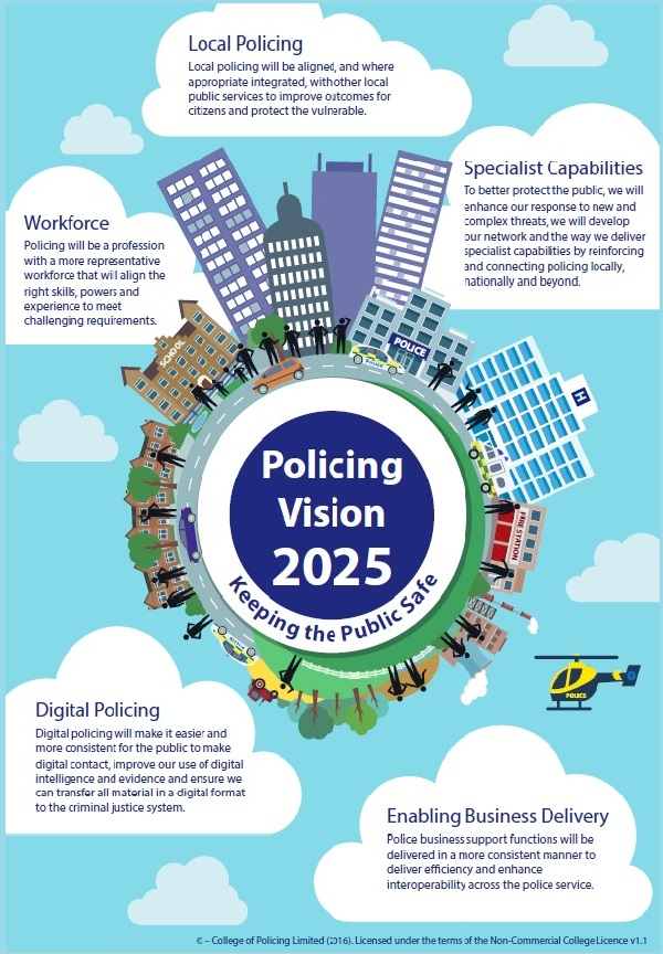 Policing Vision Infographic b